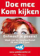 WAK Deventer 28 mei t/m 5 juni 2016