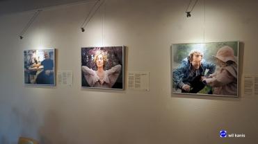 opening expositie portretten Leeuwenkuil 2