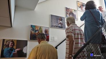 opening expositie portretten Leeuwenkuil 6