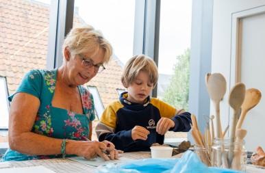 DAK workshop keramiek